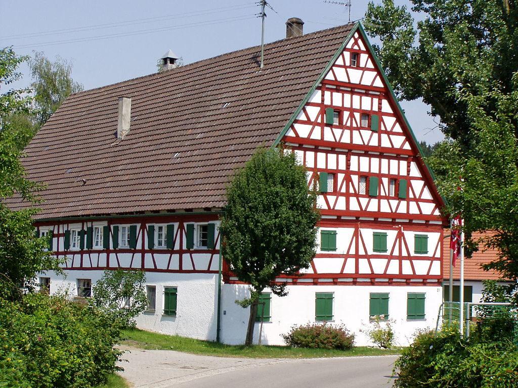 Fachwerkhaus in Ettlishofen - Bibertal