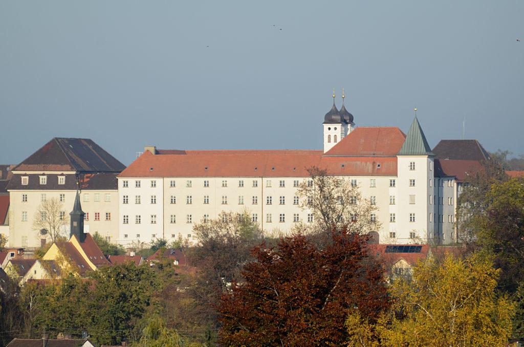 Panoramablick auf Günzburg