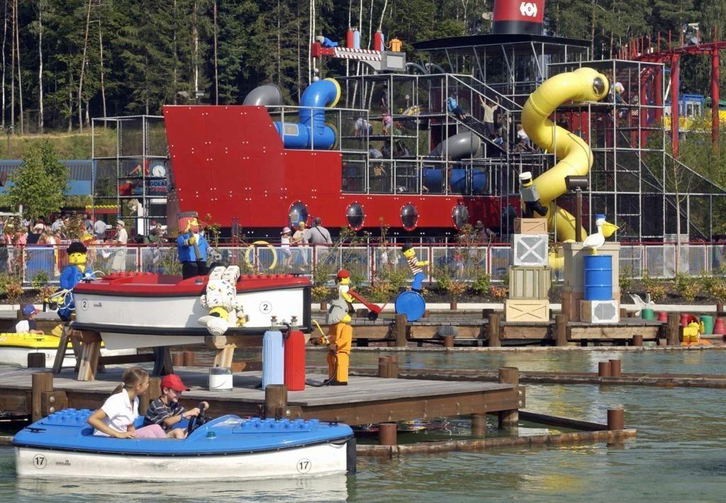 Hafenrundfahrt Legocity