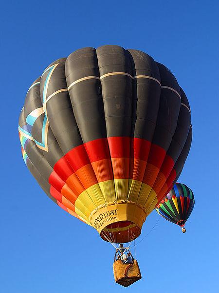 Auch eine Ballonfahrt über die Region Günzburg ist möglich