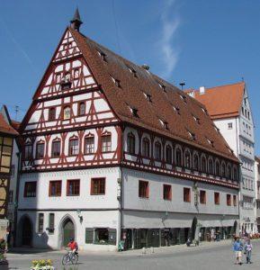 Innenstadt von Nördlingen