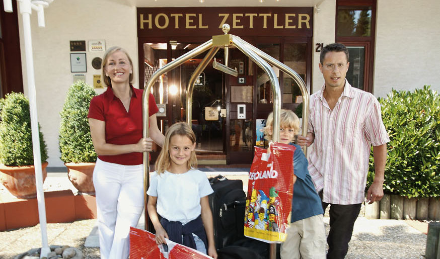 Legoland Familienurlaub im Zettler