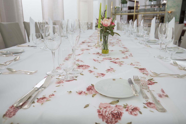 Details Hochzeitstafel