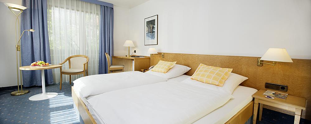 Doppelzimmer 3 im Hotel Zettler