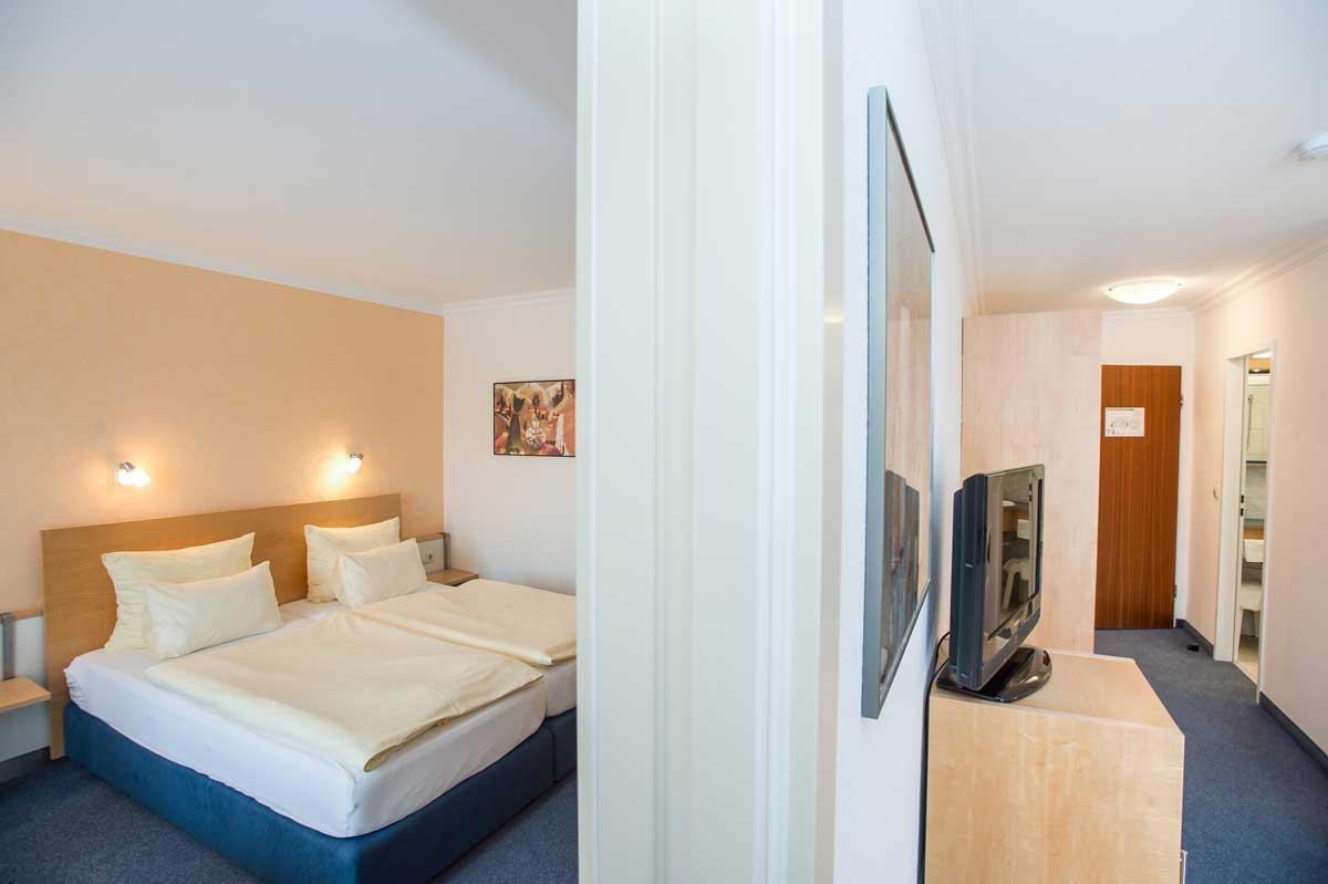 Doppelzimmer Standard mit Verbindungstüre